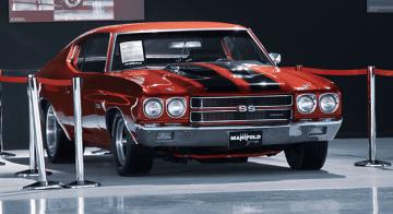 Klasik Otomobil Sergisi Göz Doldurdu