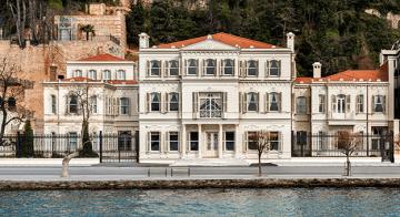 İstanbul, tarihi binada yeni oteline kavuşuyor