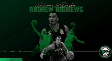 Andrew Andrews Darüşşafaka Tekfen'de