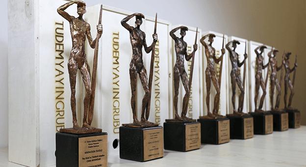 17. Tudem Edebiyat Ödülleri sahipleriyle buluştu