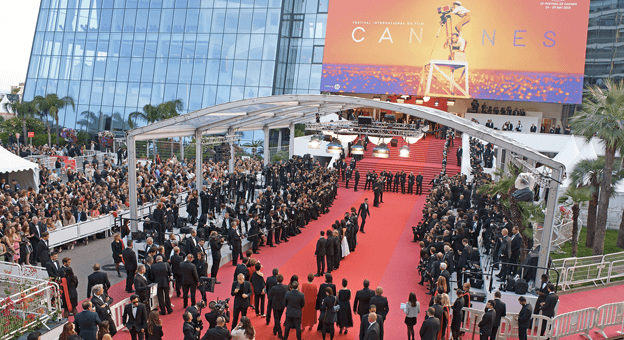 """Dünyanın En Prestijli Film Festivallerinden """"Cannes"""""""