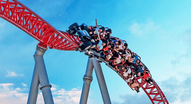 Dünya Roller Coaster Günü'nü dünya devleriyle kutlayacak