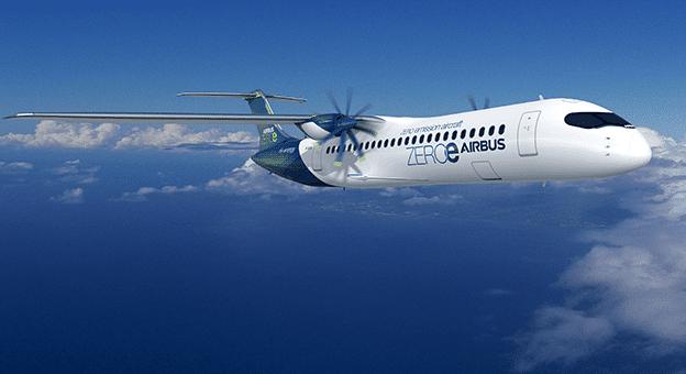 Airbus, 2035 Yılına Çevreci Uçakla Hazırlanıyor