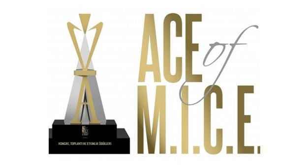 Ace of M.I.C.E. Ödülleri'nin 8'cisi 4 Eylül'de Gerçekleşiyor