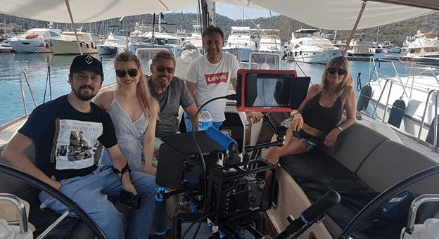 Gölgelerin Savaşı Film Çekimleri Sürpriz İsimlerle Devam Ediyor