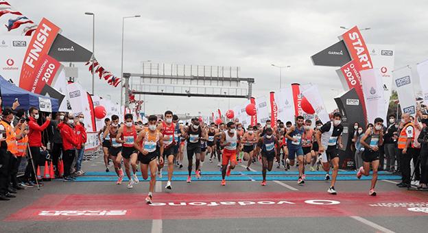 15. İstanbul Yarı Maratonu, Tamamlandı