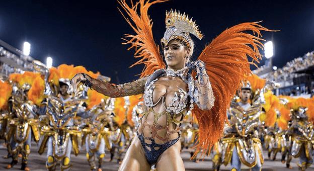 Dünyaca Ünlü Rio Karnavalı İptal Edildi