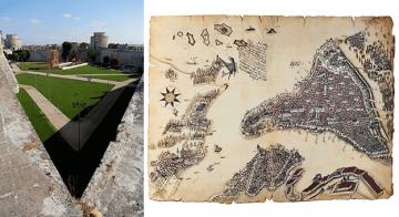 Tarihi Yedikule Hisarı Yıllar Sonra Kapılarını Tekrar Açıyor