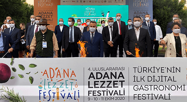 4. Uluslararası Adana Lezzet Festivali Başladı