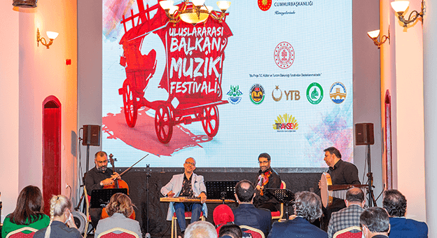 2. Uluslararası Balkan Müzik Festivali Başladı