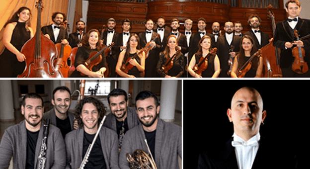 CRR'de Cumhuriyet Bayramı'na Özel Konser Düzenleniyor