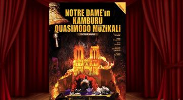 Notre Dame'in Kamburu Müzikali, Trump Sahnede