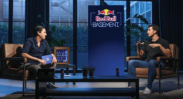 Girişimci Adayları Red Bull Basement Oturumunda Buluştu