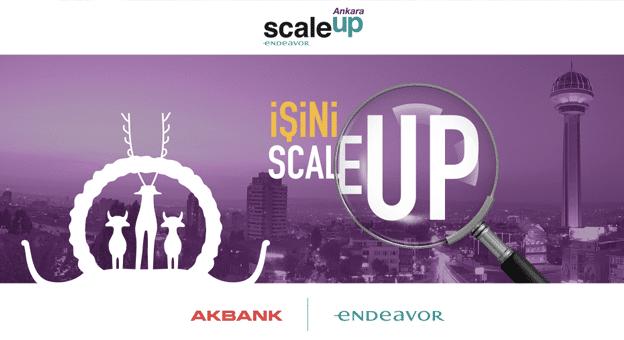 ScaleUp Ankara, Girişimci Başvurularına Açıldı