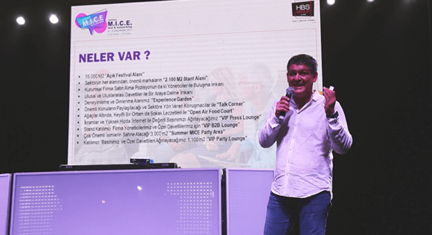 Dünyanın İlk Açık Hava MICE Festivali Antalya'dan Start Verdi