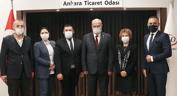 TEODER, Etkinlik Endüstrisi İçin Ankara Ziyaretlerine Hızlı Başladı