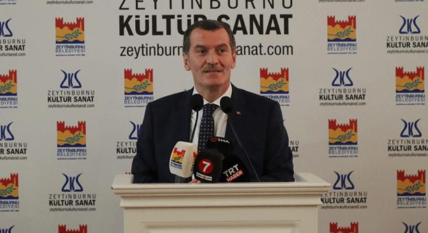Zeytinburnu 'Kültür Sanat Sezonu'nu Açtı