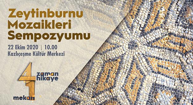 Zeytinburnu Mozaikleri, 22 Ekim'de Yapılacak Sempozyumla Tanıtılacak