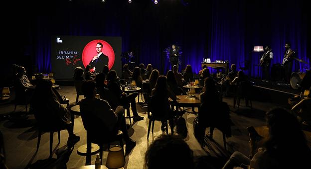İbrahim Selim Zorlu PSM %100 Studio'da Yeni Sezona Başladı