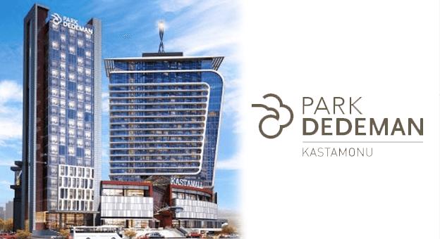 Kastamonu'nun Park Dedeman'ı Şubat'ta Açılıyor
