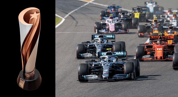 Formula 1'in Kupaları, Türk Markası Zaxe'den