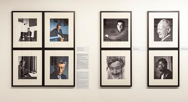 """""""Lütfi Özkök: Portreler"""" sergisinde son gün yarın"""
