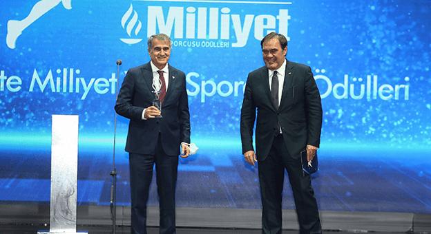 """Sporun Oscar'ı """"Gillette-Milliyet Yılın Sporcusu"""" ödülleri sahiplerini buldu"""