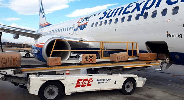 SunExpress Deprem Mağdurlarına Yardım Çalışması Gerçekleştirdi