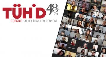 TÜHİD, 50 İletişim Fakültesinden Akademisyenle Çevrimiçi Buluştu