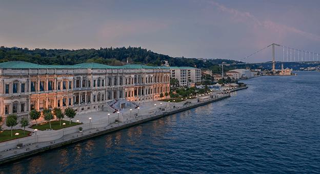 Çırağan Palace Kempinski,  Dünyanın En İyi 500 Oteli Listesine Girdi