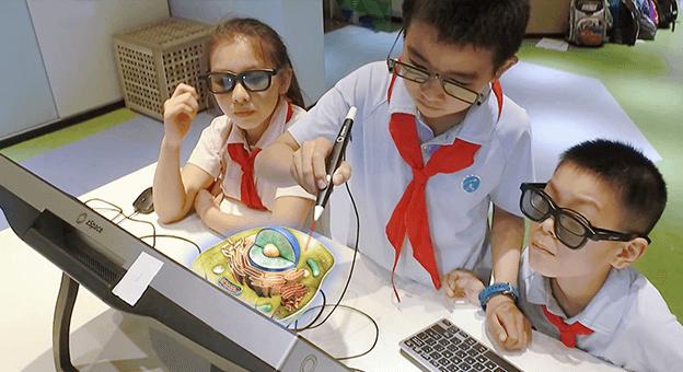 Eğitimde sanal gerçeklik dönemi başlıyor
