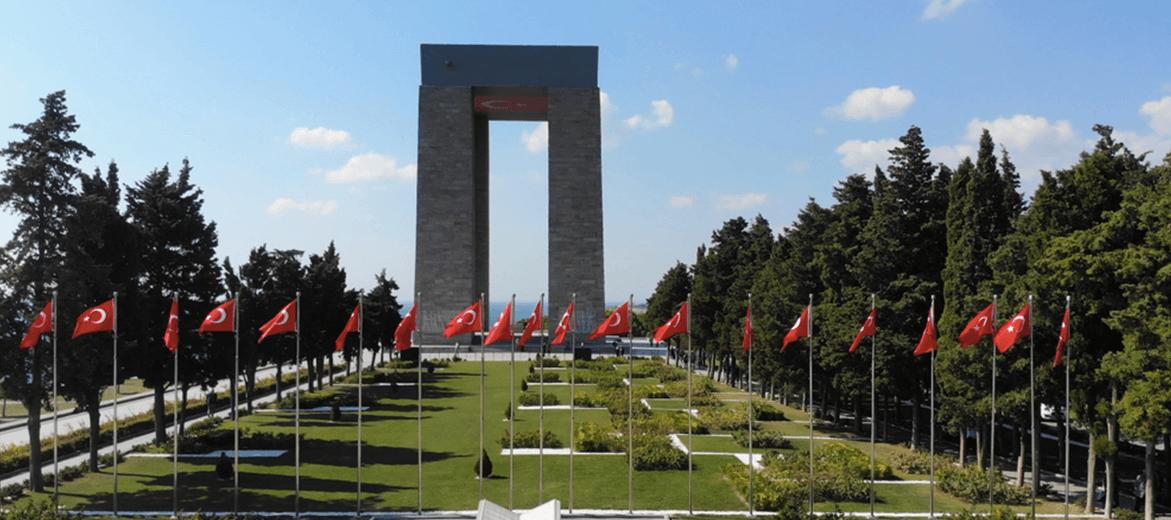 Çanakkale Zaferi'nin 106. Yılında Zaferin İzini Taşıyan Yerler Sıralandı