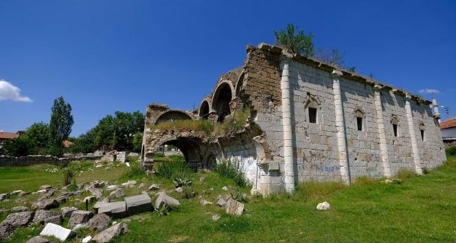Asırlık Kilise Turizme Kazandırılıyor