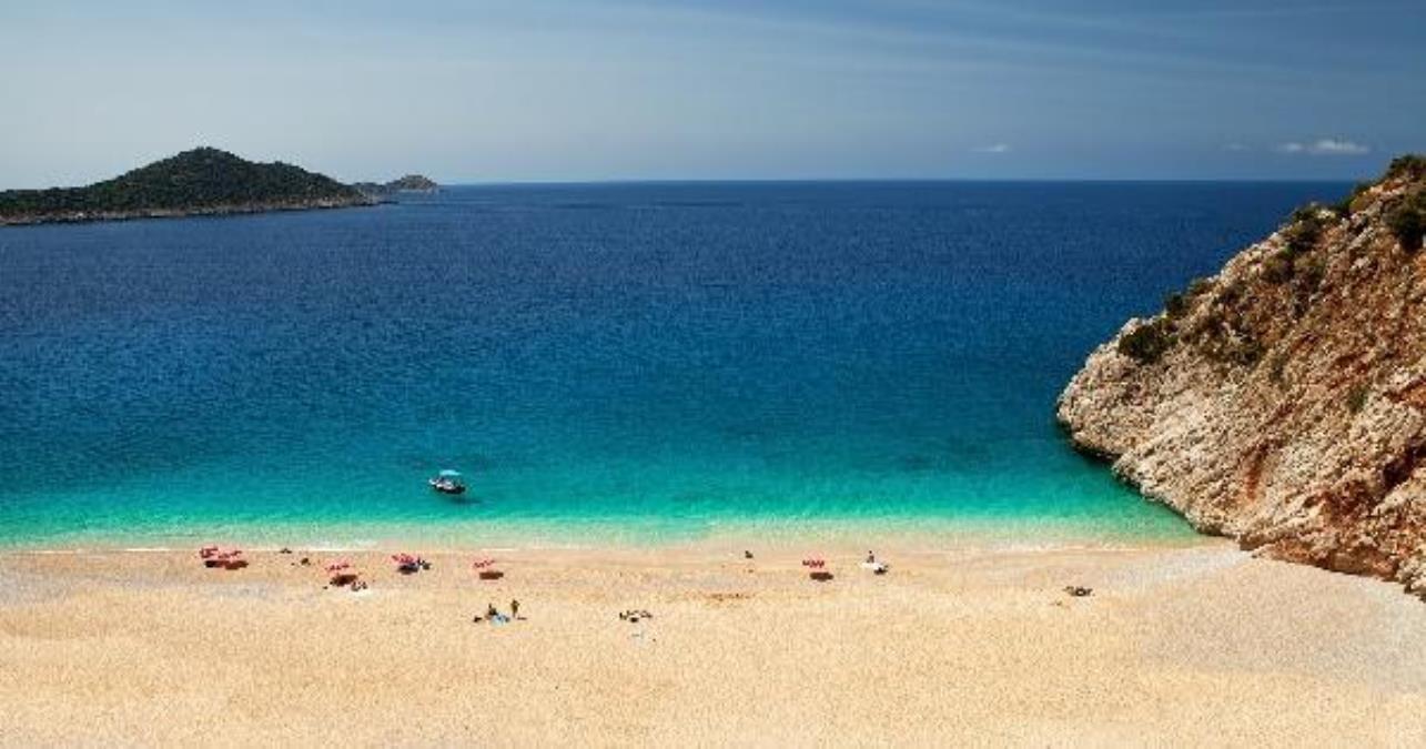 Turizm sezonu öncesi mavi bayraklı plajlar arttı