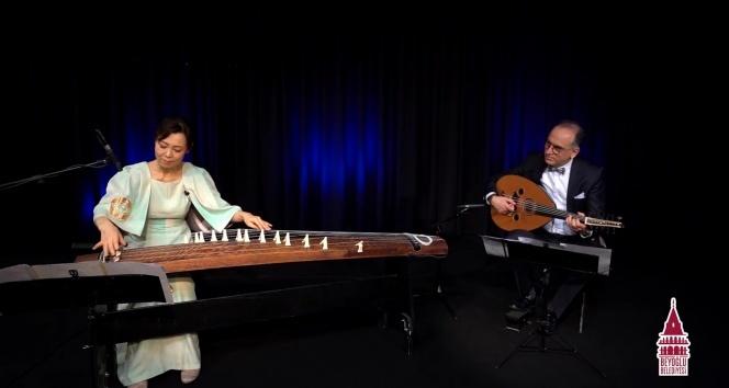 Türk ve Japon müzikleri aynı sahnede buluştu