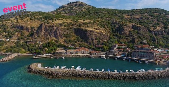 'Afet bölgesi' ilan edilen Assos Antik Limanı'nda turistik tesisler kapatıldı