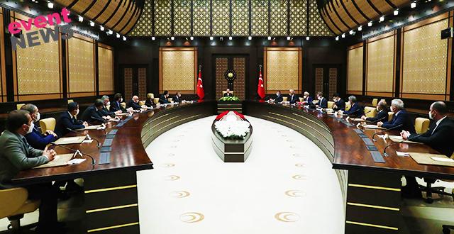 Cumhurbaşkanı Erdoğan'dan 'kısa çalışma ödeneği' ve Turizm Sektörü KDV indirimi açıklaması