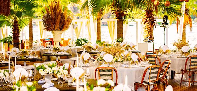 D Maris Bay, rüya gibi bir düğün ile unutulmaz bir balayı için sezona hazır
