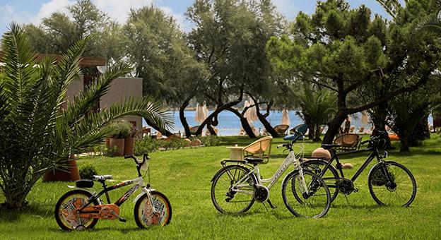 D-Resort Murat Reis Ayvalık'tan Çocuklara Doğaya Kaçış Seyahati