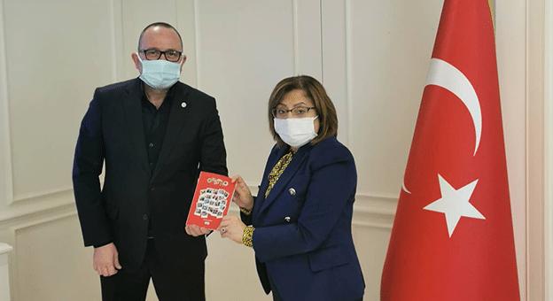 Fatma Şahin, GastroShow'a Destek Vereceğini Açıkladı