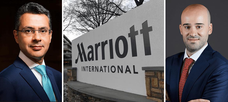 Marriot International'ın üst yönetiminde değişikliğe gidildi