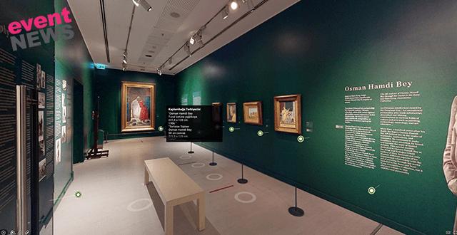 Pera Müzesi Evlerde Üç Boyutlu Sergi Deneyimi Sunacak