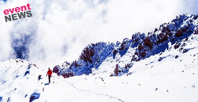 Tahtalı Dağı Buz Tutkunlarını Cezbediyor, AKUT Antalya Sorumlusu Yılmaz Şengül Bölgeyi Fotoğrafladı