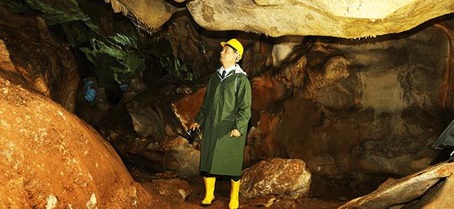 Oluşumu 1 milyon yıl öncesine dayanan mağara turizme açılıyor