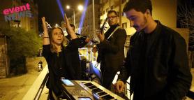 Bolu'da evde kalanlar için 'mobil' konser