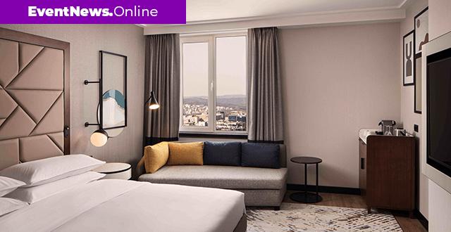 Sheraton Hotels & Resorts Sheraton İstanbul Levent'i hizmete açtı