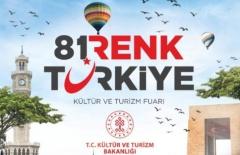 81 Renk Türkiye Fuarı 9-12 Eylül'de Yenikapı Avrasya Gösteri Merkezi'nde Gerçekleşecek