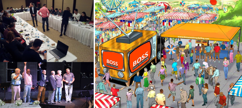 Boss Event, merkeze Z kuşağını aldı yeni sezon etkinlik projelerini oluşturmaya başladı