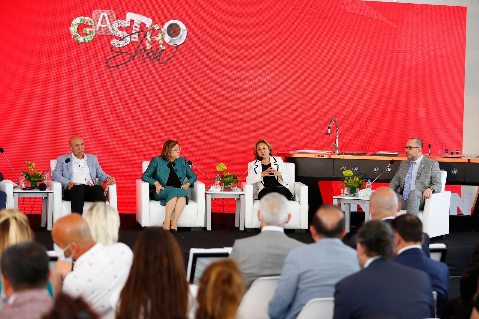 Avrupa'nın En Büyük Gastronomi Turizmi Fuar ve Konferansı Gastro Show Kapılarını Açtı