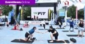 Kadıköy'de Cadde 10K Spor Festivali Renkli Görüntülere Sahne Oldu